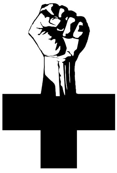 Image result for anarchist black cross