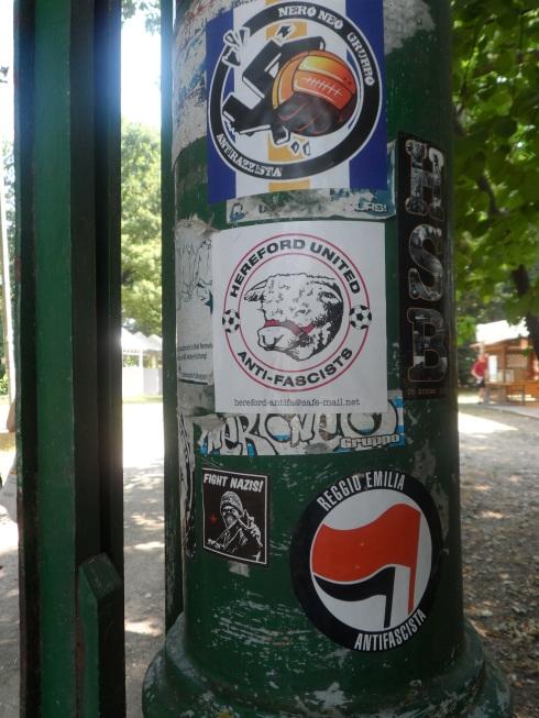 Hereford United Anti-Fascists