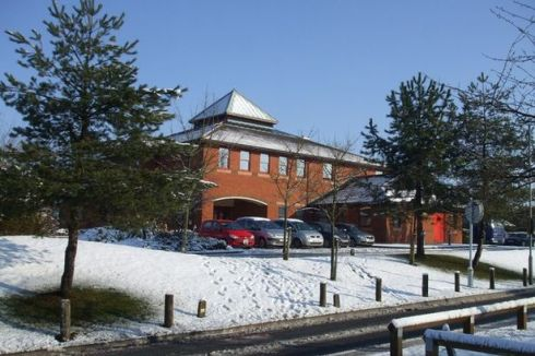 Hill Crest Mental Health Unit in Redditch